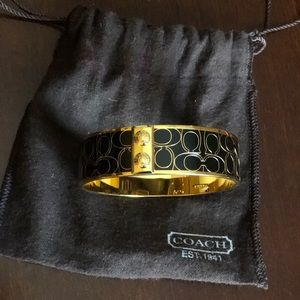 Brand new Coach bracelet (bangle)